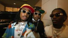 """Migos Link Up With Popcaan In Jamaica For """"Why Not"""" Music Video"""