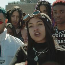 """Princess Nokia Strings Together A Rooftop Rave In """"Morphine"""" Video"""