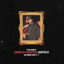"""Stack Bundles' """"Library Of A Rockstar: Chapter 4"""" Includes Unreleased Freestyles"""