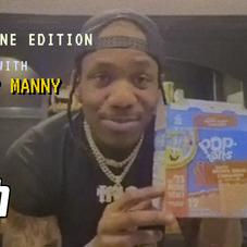 "Trap Manny Shares His Fave Snacks While He Was In Jail On ""Quarantine Essentials"""