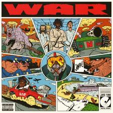 """Jasiah Is Ready For """"War"""" On His Electrifying New Album"""