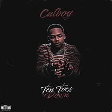 "Calboy Slows Things Down With ""10 Toes Down"""