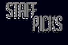 Staff Picks Playlist (December 18)