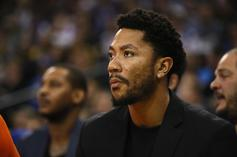 Derrick Rose Returns To Practice; Will Be Fined By The Knicks For Missing Game