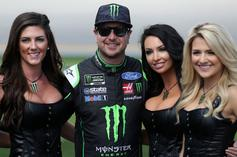 Monster Energy Refuses To Change Model Outfits For Nascar Races Despite Criticism