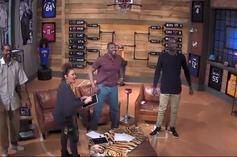 Watch Hilarious Uncensored Footage Of KG And Rasheed Wallace From Area 21