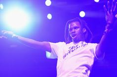 Denzel Curry Rhymes Over Unconventional Instrumental In New Video
