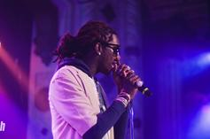 """Young Thug Casually Kills """"30 Days In Chicago"""" First Night"""