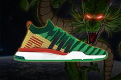 Adidas x Dragon Ball Z: Full Sneaker Collection Revealed