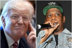 Donald Trump Responds To Jay-Z's Criticism On Twitter