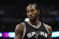 Kawhi Leonard Will Most Likely Sit Out Rest Of NBA Season