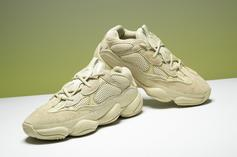 """Super Moon Yellow"" Adidas Yeezy 500 Rumored To Re-Release 3a2ce0493"