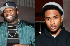 """50 Cent Says Trey Songz Domestic Assault Allegations Are A """"Money Play"""""""