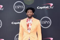 Joel Embiid Denies Rumors That He's Dating Reality Star Olivia Pierson