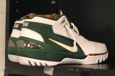 "Nike Air Zoom Generation ""SVSM"" To Release This Month"