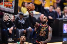 LeBron James Named All-NBA First Team For Record 12th Year