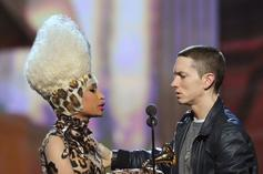 Nicki Minaj Alludes To Eminem Relationship In Response To Fan Comment