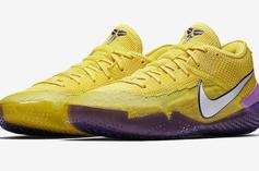 "Nike Kobe AD NXT 360 ""Lakers"" Now Available: Purchase Links"