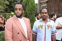 "Diddy Calls Pusha T's ""Daytona"" A ""Modern Day Masterpiece"" In Signed Letter"