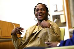 "Pusha T Responds To Drake's ""Duppy Freestyle"" Diss Track"