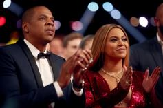 """Jay-Z & Beyoncé Pay Tribute To Grenfell Fire Victims With """"Young Forever"""" Performance"""
