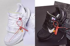 Off-White x Nike Air Presto Release Dates Confirmed