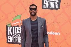 Tristan Thompson Shares Precious Video Of Cuddle Time With Daughter True