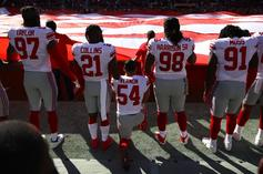 "NFL, NFLPA Announce ""Standstill"" On National Anthem Policy"