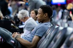 DeMar DeRozan Posts Facepalm Emoji After Raptors' Apology