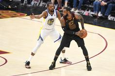 Kevin Durant Supports LeBron James' Move To The Lakers
