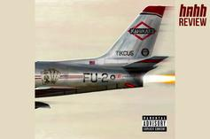 "Eminem ""Kamikaze"" Review"