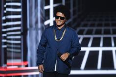 Bruno Mars Shuts Down Reports Of Playing Prince In Netflix Biopic
