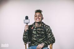 """Lil Skies Tributes Mac Miller By Performing """"Donald Trump"""" At Rolling Loud"""