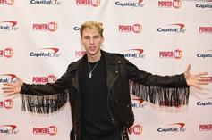 Machine Gun Kelly Thanks Fans For Holding It Down Amidst All-Out-War