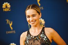 """Emilia Clarke Gets Epic """"Game Of Thrones"""" Dragon Tattoo After Filming Finale"""