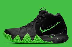 "Nike Kyrie 4 ""Halloween"" Coming Soon: Official Images"