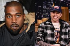 """Pete Davidson Calls Out Kanye West For SNL Rant: """"Being Mentally Ill"""" Is No Excuse"""