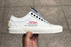 Vans x NASA Collection Releasing Soon: New Images
