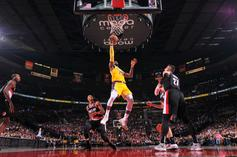 """LeBron James Gives Luke Walton """"Vote Of Confidence"""" After Win Over Blazers"""
