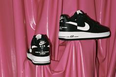 Supreme x Comme des Garcons x Nike AF1 Low Releasing This Week