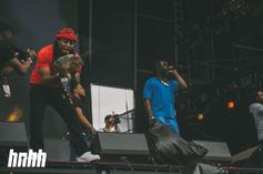 """Chief Keef Performs """"Faneto,"""" """"Love Sosa,"""" & """"Belieber""""  With A Live Orchestra"""