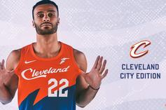 """Cleveland Cavaliers Introduce """"City Edition"""" Uniform And Court"""