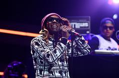 """Lil Wayne Threatens To Walk Off """"SNL"""" Set In New Promo With Liev Shreiber"""