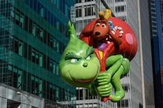 """""""The Grinch"""" Steals No. 1 At Box Office With $66M Debut"""