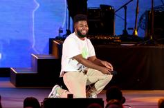 """Khalid Visits Boujee LA Cottage For Acoustic Performance Of """"Better"""""""