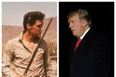 Donald Trump Gets Shut Down After Claiming He Looks Like Elvis