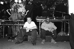 "Eminem & Royce Da 5'9"" Shut It Down In Never-Before-Seen 1999 Concert"