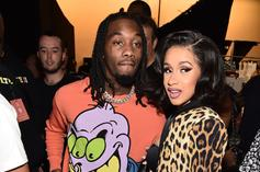 Offset Reveals Why He Crashed Cardi B's Rolling Loud Set