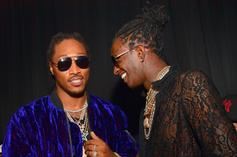 "Top Tracks: Future & Young Thug's New Loosie ""Do It Like"" Hits #1"