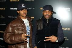 """Dame Dash & His Son Beef On """"Growing Up Hip Hop"""": """"I Don't Want You To Die""""Dame Dash & His Son Boogie Beef On 'Growing Up Hip Hop': """"I Don't Want You To Die"""""""